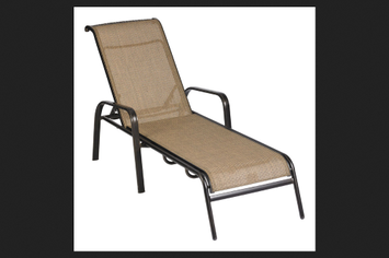 Ace Hardware Carlisle Chaise Lounge
