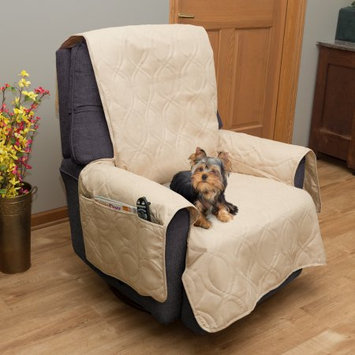 Trademark Global Llc Furniture cover, 100% Waterproof Protector Cover for Chair by PETMAKER, Non-Slip, Stain Resistant, Great for Dogs, Pets, and Kids