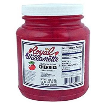 Royal Willamette Cherry Halves