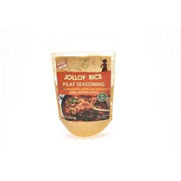 Iya Foods Llc Jollof Rice Pilaf (NO MSG) Seasoning â 2 oz
