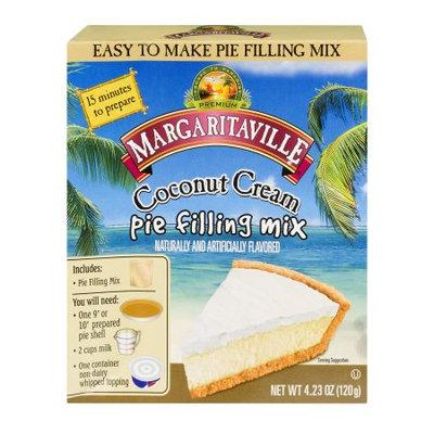 Margaritaville Coconut Cream Pie Filling Mix, 4.23 oz