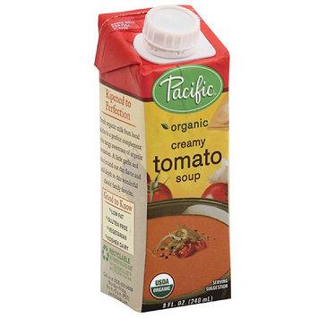 Pacific Organic Creamy Tomato Soup, 8 fl oz (Pack of 12)