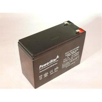 PowerStar 12V 10AH REPLACEMENT for Generac 0G9449 BATTERY
