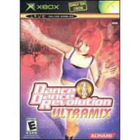 Xbox Dance Dance Revolution: DDR UltraMix (Game Only)