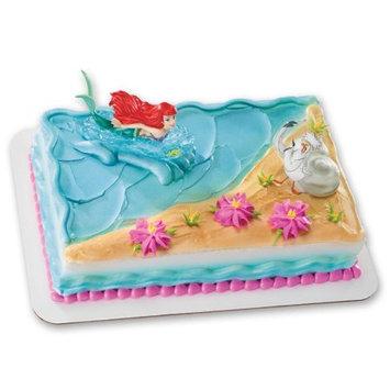 Decopac Little Mermaid - Ariel & Scuttle Cake Topper