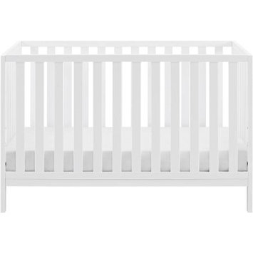 Storkcraft Sunset 4 in 1 Convertible Crib White