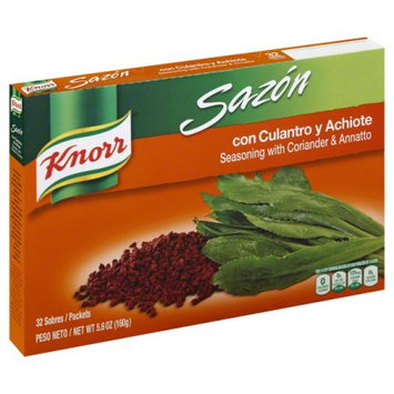 Unilever Knorr Seasoning Coriander; Annatto 5.6 oz, 32 ct