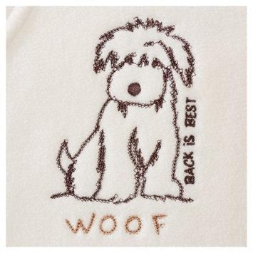 HALO ® SleepSack® Big Kids Wearable Blanket Micro-Fleece - Cream Dog Woof