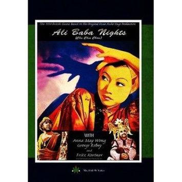 Fye Ali Baba Nights DVD