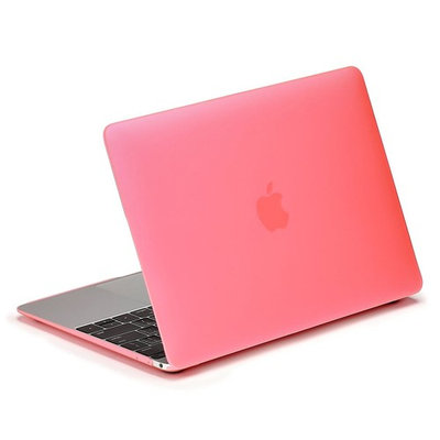 LENTION Matte Hard Case for Apple 2015 2016 2017 MacBook Retina 12-inch with Model A1534, Ultra Slim Plastic Protective Cover Shell with Matte Finish with Rubber Feet