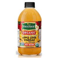 National Fruit Product Co WhiteHouse Organic Apple Cider Vinegar with Mother - HONEY 16oz