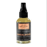 Caswell-Massey - Sandalwood Soothing Pre-Shave Oil