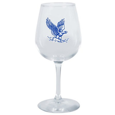 The Memory Company Wine Glass Air Force