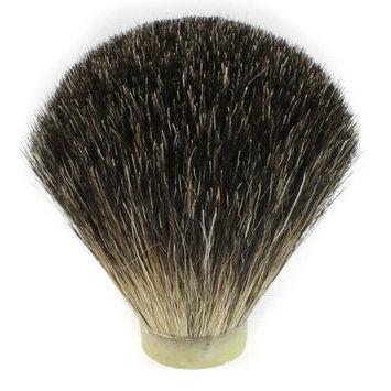 Pure Badger Hair Shaving Brush Knot (20mm x 63mm)