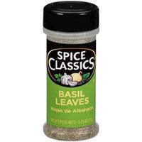 McCormick Spice Classics Basil Leaves, 0.75 OZ (Pack of 6)