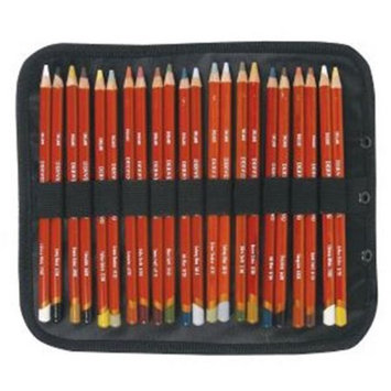 ColArt 2302141 CARRY-ALL PENCIL LEAVES 2PK