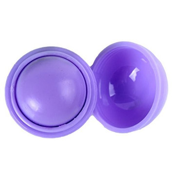 Fruit Lip Balm Ball Portable Smooth Moisturizing Natural Plant Sphere Lip Pomade Lipstick Saingace