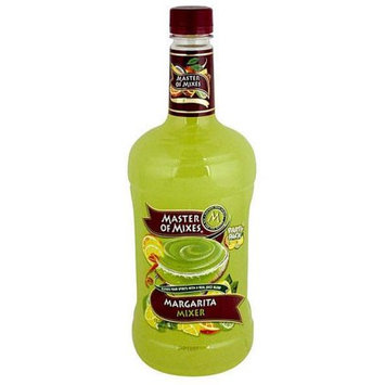 American Beverage Master Of Mix Margarita 1.75 Liter (Pack of 6)