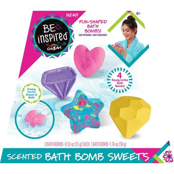 Be Inspired Bath Bomb Sweets