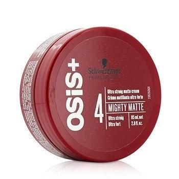 Schwarzkopf Osis+ Mighty Matte Ultra Strong Matte Cream (Ultra Strong) 85Ml/2.8Oz