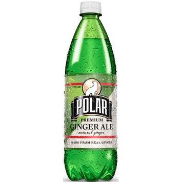 Polar Soda, Ginger Ale, 33.8 Fl Oz, 12 Count