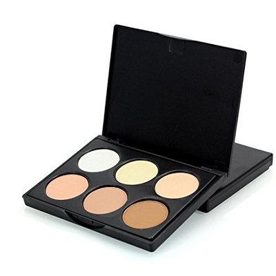 Voberry Professional 6 Colors Contour Face Cream Makeup Concealer Palette Cosmetics