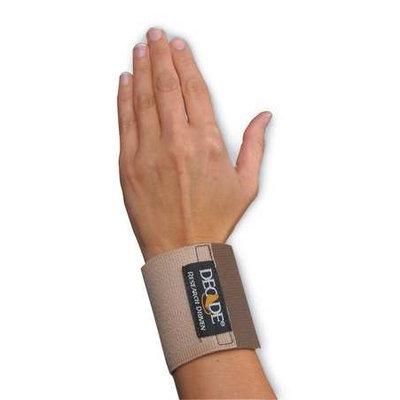 DECADE 40101BE Wrist Wrap, Universal, Ambidextrous, Beige