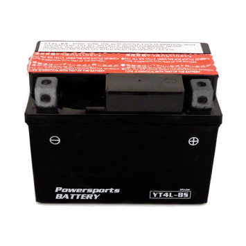 YTX4L-BS GEL Battery Factory Sealed Activated 12V 3Ah Motorcycle Scooter ATV Mower Generator