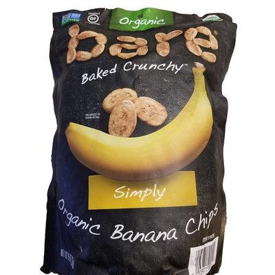 Bare Organic Baked Banana Chips