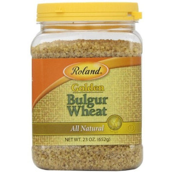 Roland Foods Bulgur Wheat, Golden, 23 Ounce (Pack of 4)