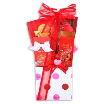 Alder Creek Gifts Be My Valentine Gift Basket