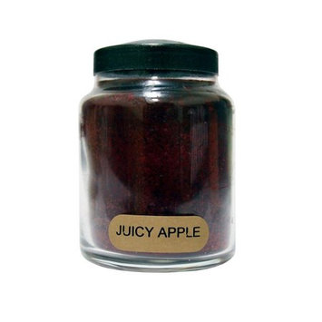 Acheerfulgiver A Cheerful Giver Juicy Apple Glass Jar Candles