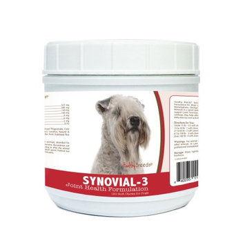 Healthy Breeds 840235114024 Soft Coated Wheaten Terrier Synovial-3 Joint Health Formulation - 120 Count