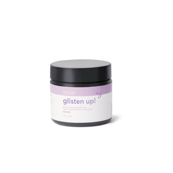 Vanity Planet Glisten Up Activated Charcoal Teeth Whitening Powder