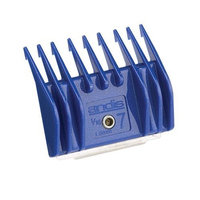 Andis Plastic Universal Snap-On Small Pet Clipper Comb, Size 7, 1-1/2mm
