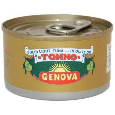 Chicken of the Sea Genova Tonno Premium Yellowfin Tuna, 3 oz, (Pack of 6)