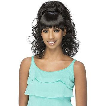 Vivica A Fox Hair Collection Bp-felicia Bang and Ponytail, 1, 11.10 Ounce
