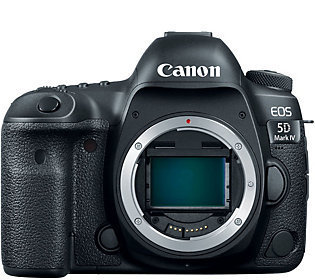 Canon - Eos 5d Mark Iv Dslr Camera (body Only)