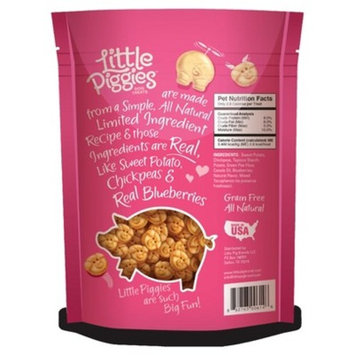 Little Piggies™ Minis Grain-Free Natural Blueberry Flavor Dog Treats - 7oz