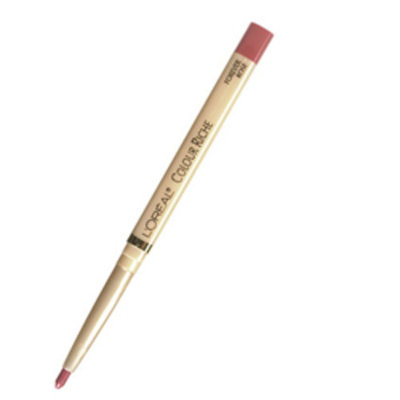 Loreal Colour Riche Lip Liner, Forever Rose - 2 Ea, 6 Pack