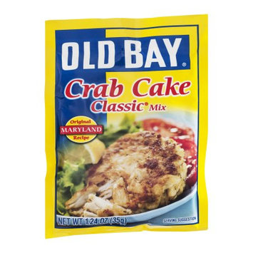 McCormick Old Bay Crab Cake Classic, 1.24 OZ (Pack of 2)