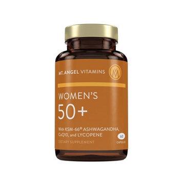 Women's +50 Multi Mt. Angel Vitamins 60 Caps