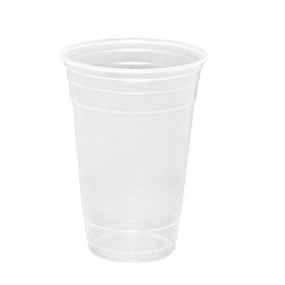 Dart 20 OZ Clear Pro Polypropylene Cup 600 CT