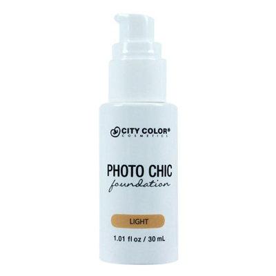 City Color Photo Chic Foundation -LIGHT