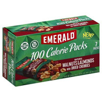 Emerald 100 Calorie Packs Natural Walnuts & Almonds with Dried Cherries