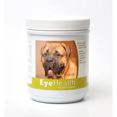 Healthy Breeds 840235145080 Bullmastiff Eye Health Soft Chews - 75 Count