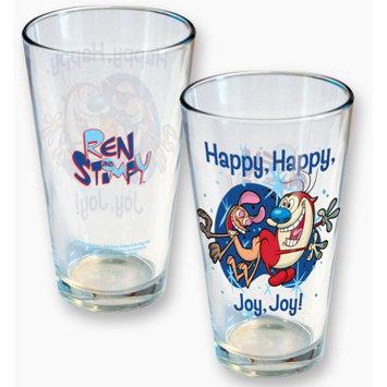 Ren & Stimpy Pint Glass