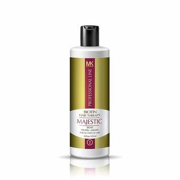 Majestic Hair Biotin Therapy 475ml (16 fl oz) - Formaldehyde Free