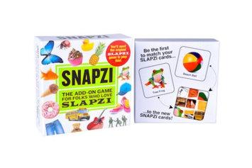 Snapzi (Add On For Slapzi) - Card Game by Tenzi (SNZ002)