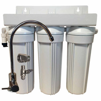 Abundant Flow Water 3 Stage 10 Drinking Water Filter